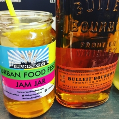 bulleit-bourbon-cocktail-deli-urban-food-fest-selfridges