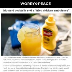 Worry + Peace