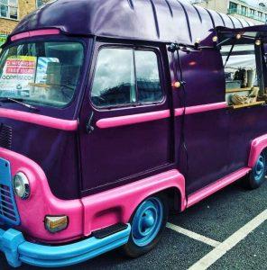 Why we love our vintage street food trucks