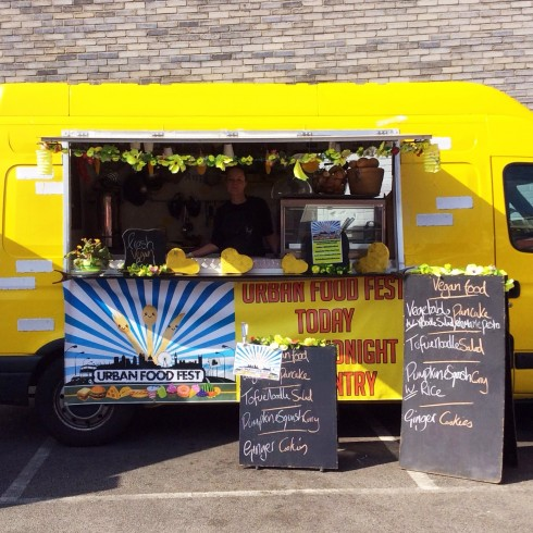 Urban Food Fest V Corner 4