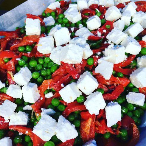 veggie-feta-salad