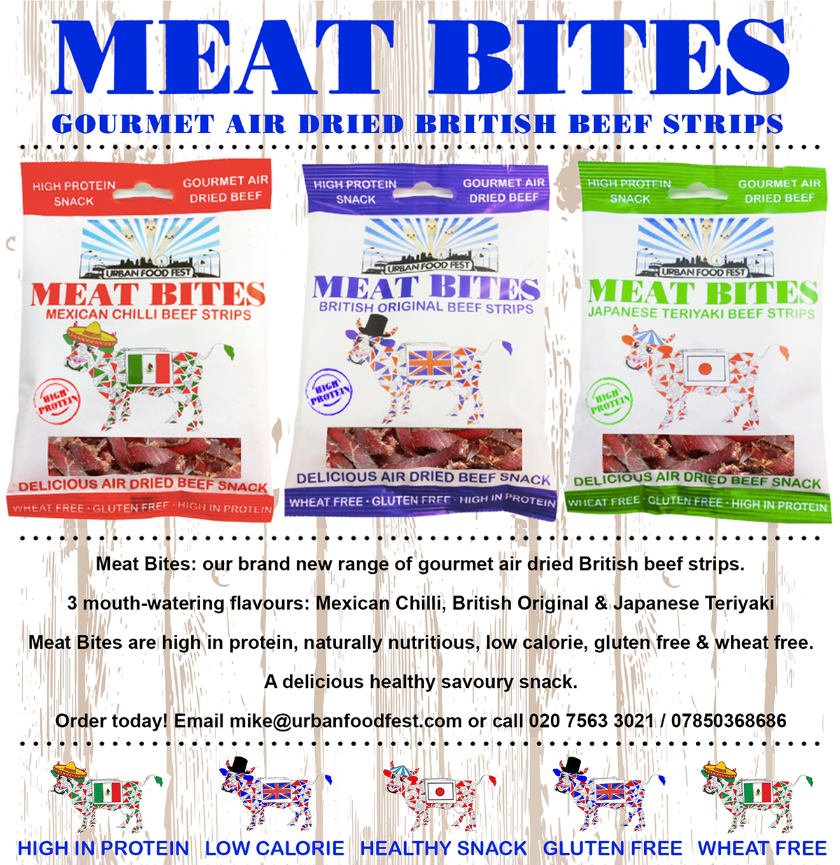 Meat Bites British Web Holding Page2