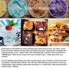 The Townie Magazine