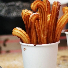 Fresh Street Food Churros