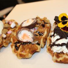 Urban Food Fest Waffle Selfridges