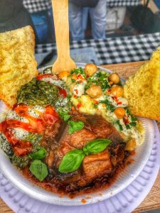 What To Expect From Street Food Markets In London